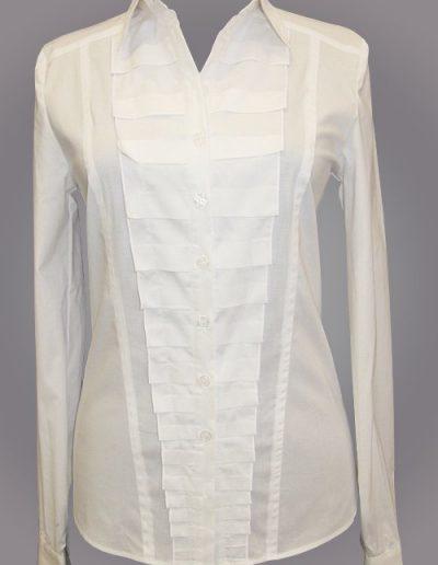 903 Блуза з батисту-стрейч