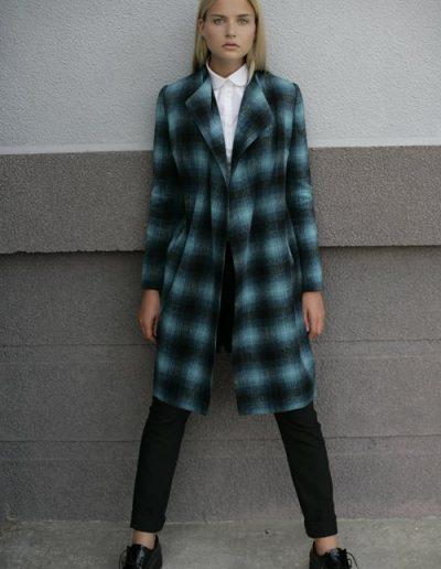 941 Пальто жіноче