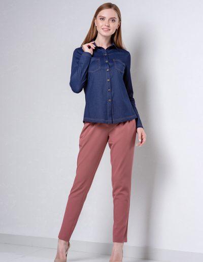 1877 блуза