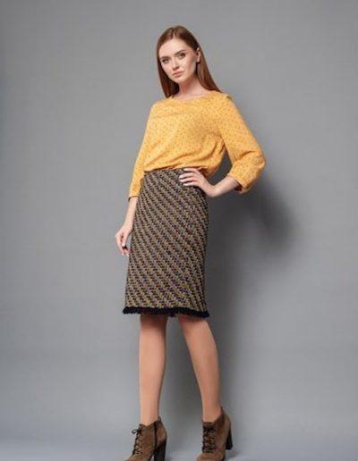 2076 блуза