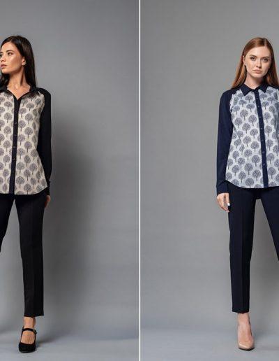 2107 блуза