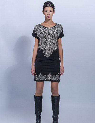 789д Туніка-плаття