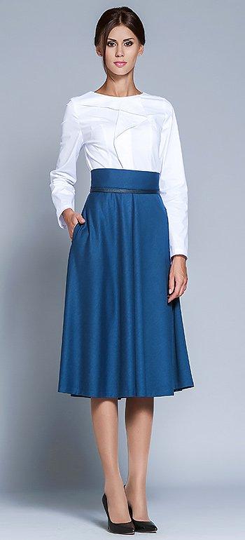 1411 блуза, 1386 спідниця
