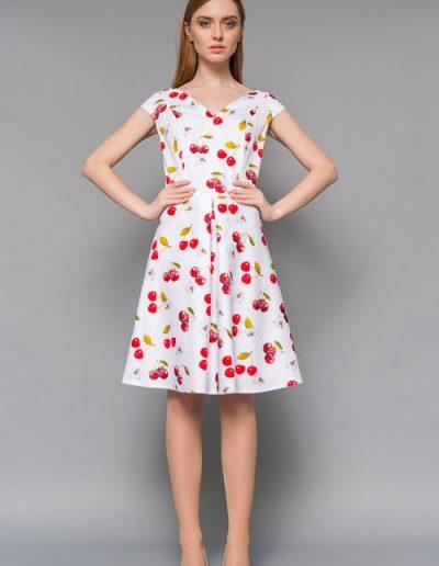1672 сукня