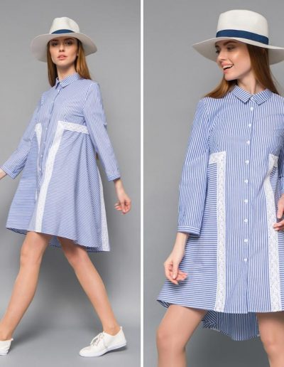 1698 сукня-сорочка